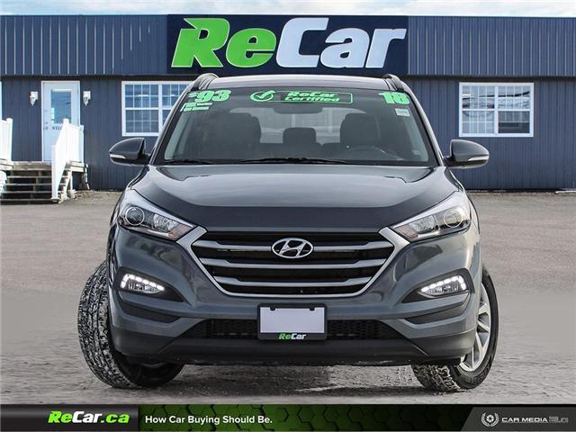 2018 Hyundai Tucson SE 2.0L (Stk: 190061A) in Fredericton - Image 2 of 25