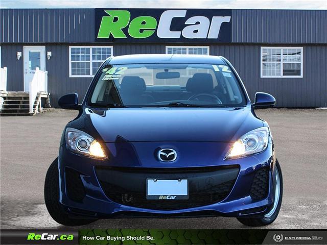 2012 Mazda Mazda3 GX (Stk: 190052A) in Fredericton - Image 2 of 25