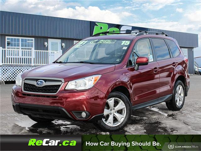 2015 Subaru Forester 2.5i Touring Package (Stk: 181370A) in Fredericton - Image 1 of 27