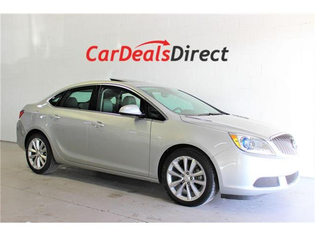 2015 Buick Verano Base (Stk: 219512) in Vaughan - Image 1 of 29