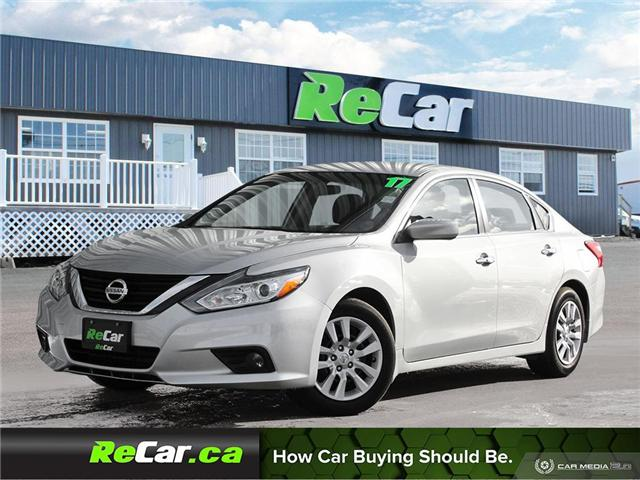 2017 Nissan Altima 2.5 (Stk: 190179A) in Fredericton - Image 1 of 23