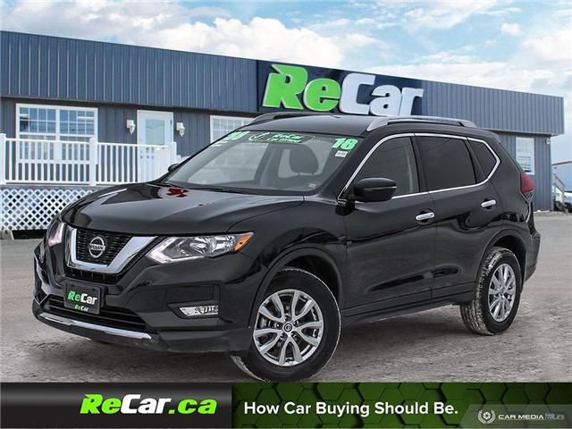 2018 Nissan Rogue SV (Stk: 190072A) in Fredericton - Image 1 of 24