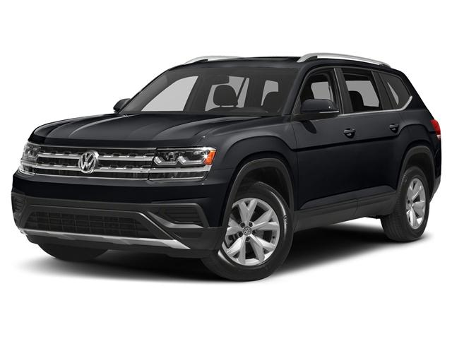 2019 Volkswagen Atlas 3.6 FSI Execline (Stk: KA513604) in Surrey - Image 1 of 8