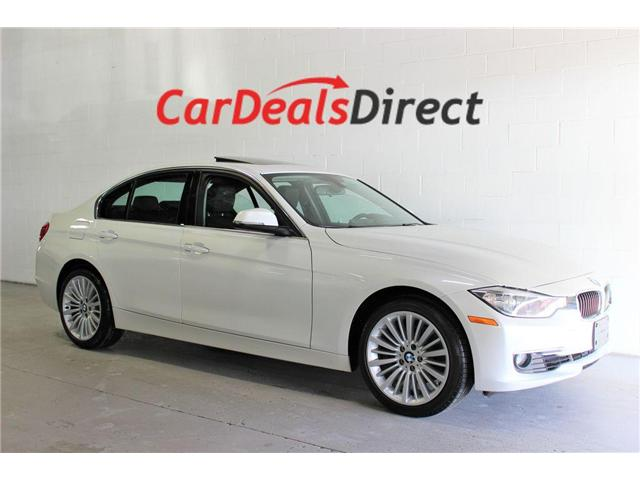 2014 BMW 328i xDrive (Stk: 983348) in Vaughan - Image 1 of 30