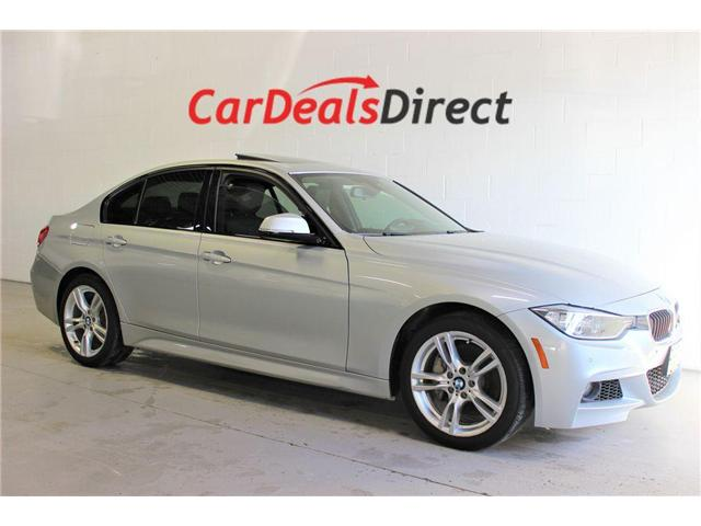2015 BMW 328i xDrive (Stk: T19383) in Vaughan - Image 1 of 30
