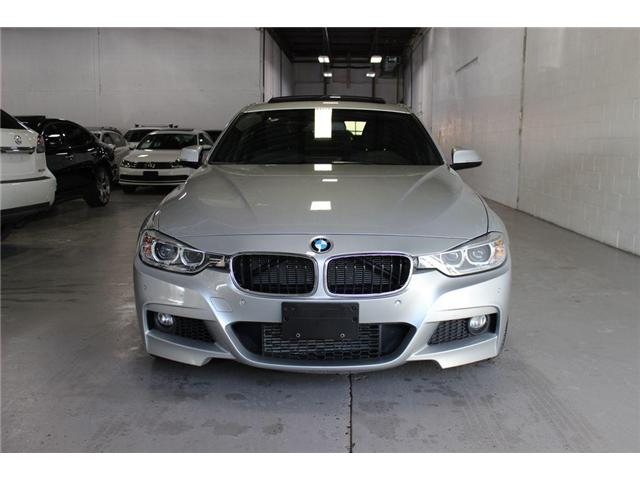 2015 BMW 328i xDrive (Stk: T19383) in Vaughan - Image 4 of 30