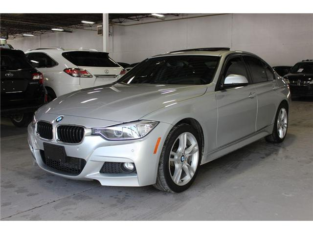 2015 BMW 328i xDrive (Stk: T19383) in Vaughan - Image 5 of 30