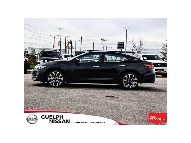 2018 Nissan Maxima  (Stk: N19329) in Guelph - Image 3 of 21