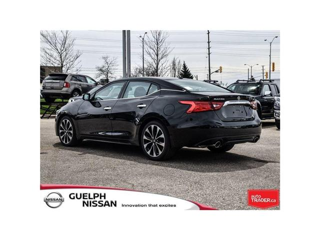 2018 Nissan Maxima  (Stk: N19329) in Guelph - Image 4 of 21