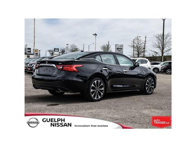 2018 Nissan Maxima  (Stk: N19329) in Guelph - Image 6 of 21