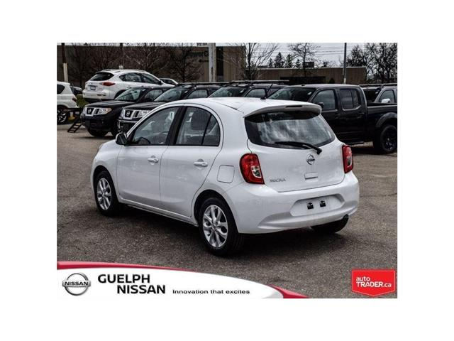 2018 Nissan Micra  (Stk: N19358) in Guelph - Image 6 of 19