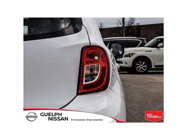 2018 Nissan Micra  (Stk: N19358) in Guelph - Image 9 of 19