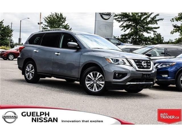 2018 Nissan Pathfinder  (Stk: N19368) in Guelph - Image 1 of 24