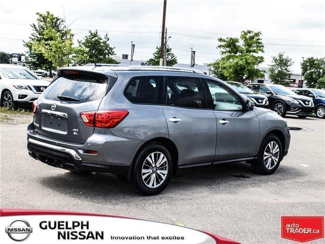 2018 Nissan Pathfinder  (Stk: N19368) in Guelph - Image 6 of 24