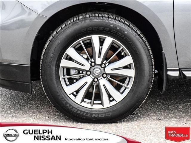 2018 Nissan Pathfinder  (Stk: N19368) in Guelph - Image 7 of 24