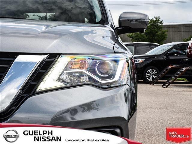 2018 Nissan Pathfinder  (Stk: N19368) in Guelph - Image 8 of 24
