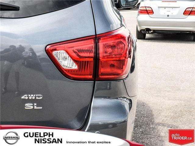 2018 Nissan Pathfinder  (Stk: N19368) in Guelph - Image 9 of 24
