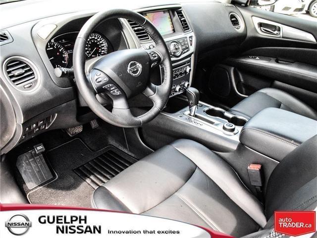 2018 Nissan Pathfinder  (Stk: N19368) in Guelph - Image 12 of 24