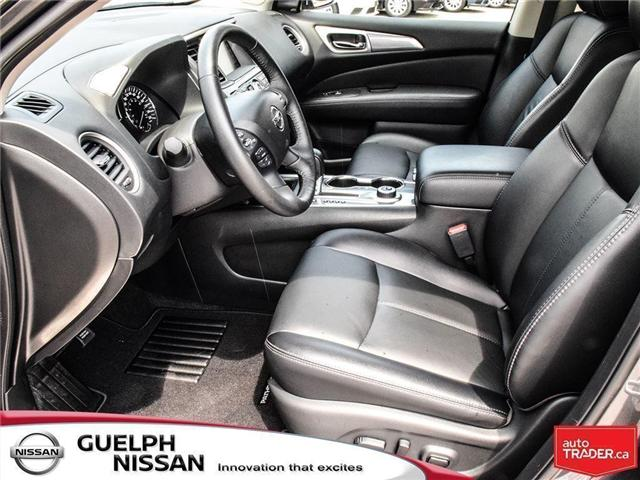 2018 Nissan Pathfinder  (Stk: N19368) in Guelph - Image 13 of 24