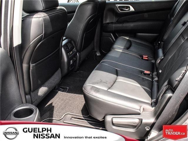 2018 Nissan Pathfinder  (Stk: N19368) in Guelph - Image 14 of 24