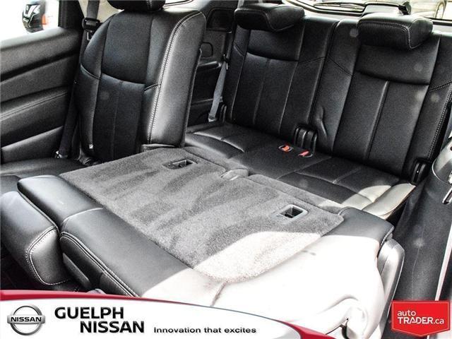 2018 Nissan Pathfinder  (Stk: N19368) in Guelph - Image 15 of 24