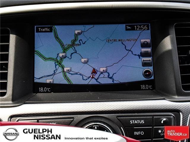 2018 Nissan Pathfinder  (Stk: N19368) in Guelph - Image 17 of 24