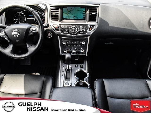 2018 Nissan Pathfinder  (Stk: N19368) in Guelph - Image 18 of 24