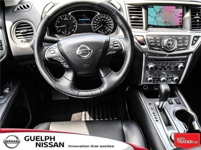 2018 Nissan Pathfinder  (Stk: N19368) in Guelph - Image 19 of 24