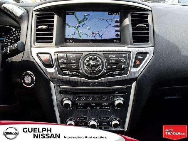 2018 Nissan Pathfinder  (Stk: N19368) in Guelph - Image 21 of 24