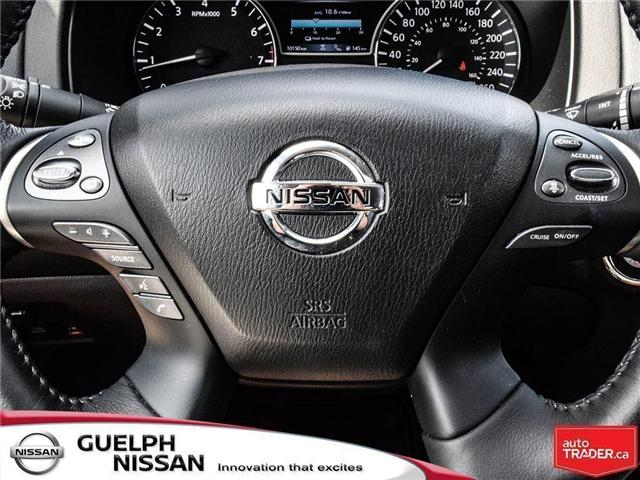 2018 Nissan Pathfinder  (Stk: N19368) in Guelph - Image 22 of 24