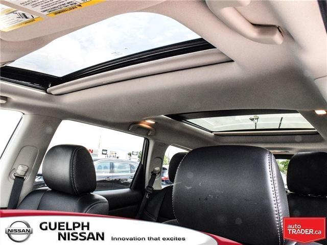 2018 Nissan Pathfinder  (Stk: N19368) in Guelph - Image 24 of 24