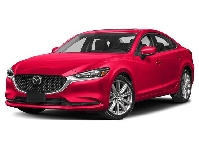 2018 Mazda MAZDA6 Signature (Stk: M18398) in Saskatoon - Image 1 of 9