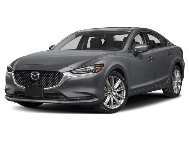 2018 Mazda MAZDA6 Signature (Stk: M18350) in Saskatoon - Image 1 of 9