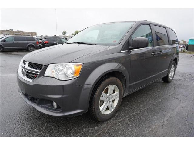 2018 Dodge Grand Caravan Crew (Stk: 18A209) in Kingston - Image 2 of 19