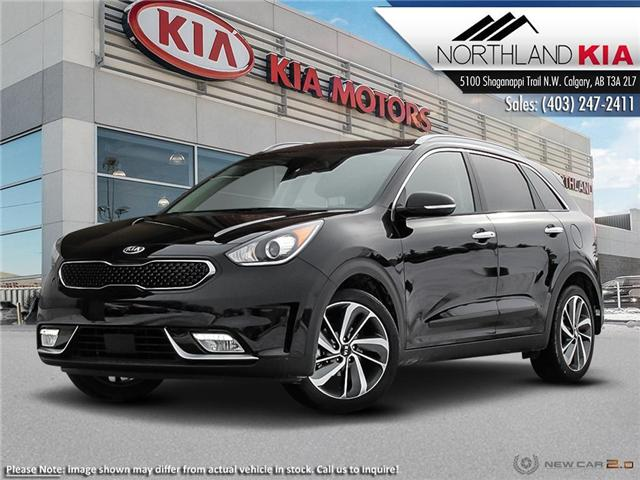 2019 Kia Niro SX Touring (Stk: 9NR4618) in Calgary - Image 1 of 23