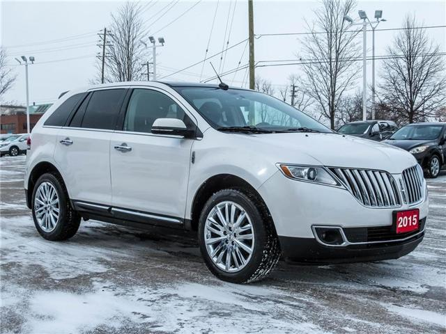2015 Lincoln MKX Base (Stk: 19379A) in Milton - Image 3 of 27