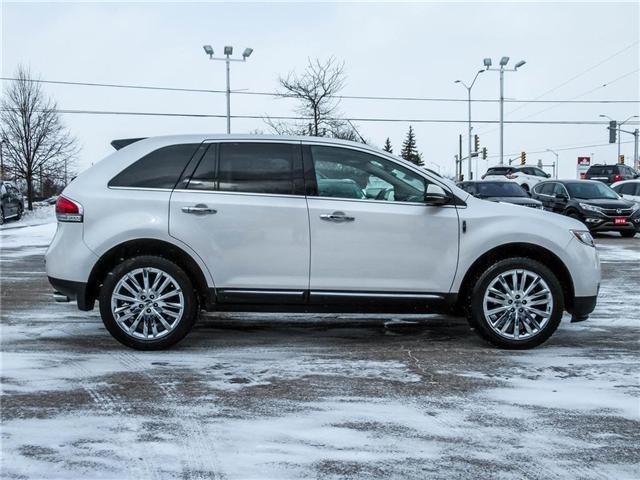 2015 Lincoln MKX Base (Stk: 19379A) in Milton - Image 4 of 27