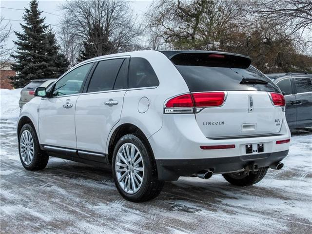 2015 Lincoln MKX Base (Stk: 19379A) in Milton - Image 7 of 27