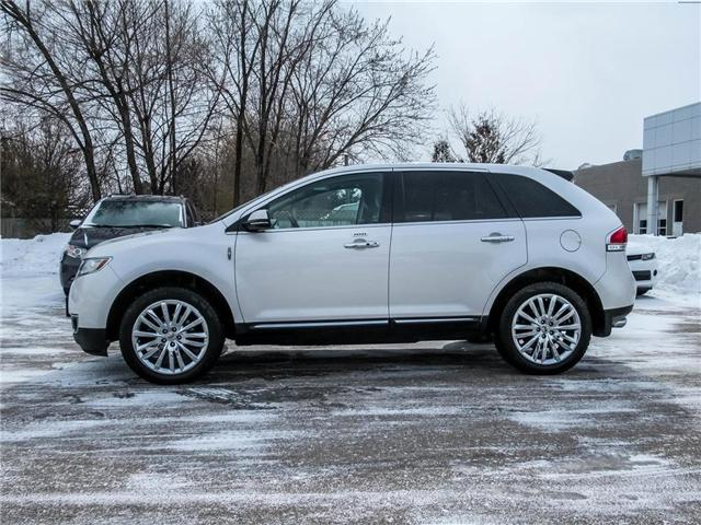 2015 Lincoln MKX Base (Stk: 19379A) in Milton - Image 8 of 27