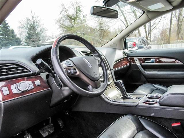2015 Lincoln MKX Base (Stk: 19379A) in Milton - Image 10 of 27