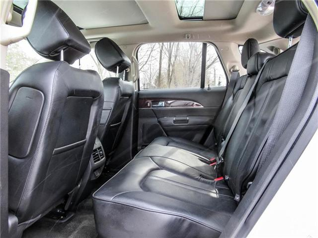 2015 Lincoln MKX Base (Stk: 19379A) in Milton - Image 12 of 27