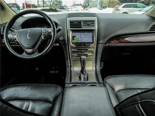 2015 Lincoln MKX Base (Stk: 19379A) in Milton - Image 13 of 27