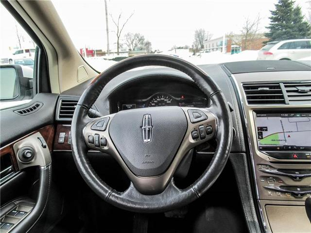 2015 Lincoln MKX Base (Stk: 19379A) in Milton - Image 14 of 27