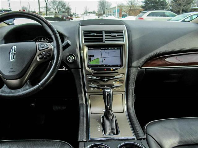 2015 Lincoln MKX Base (Stk: 19379A) in Milton - Image 15 of 27