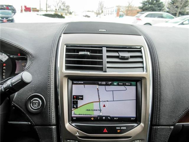 2015 Lincoln MKX Base (Stk: 19379A) in Milton - Image 24 of 27