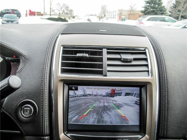 2015 Lincoln MKX Base (Stk: 19379A) in Milton - Image 25 of 27