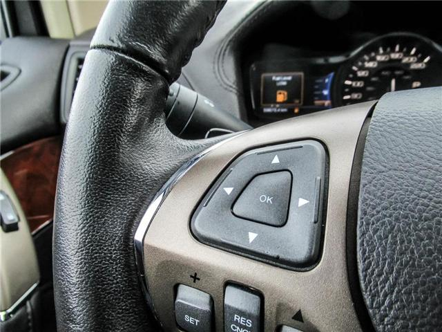 2015 Lincoln MKX Base (Stk: 19379A) in Milton - Image 27 of 27