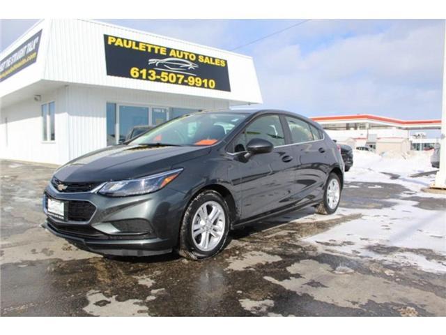 2018 Chevrolet Cruze - (Stk: 2494) in Kingston - Image 1 of 11