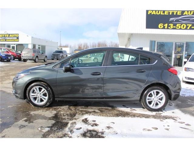 2018 Chevrolet Cruze - (Stk: 2494) in Kingston - Image 2 of 11
