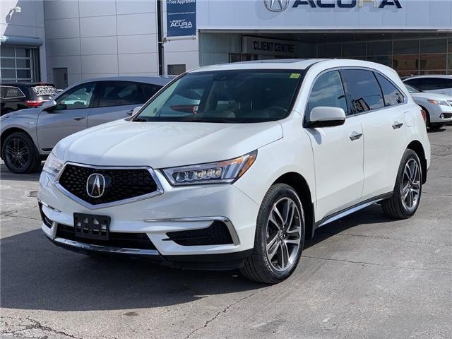 2017 Acura MDX Navigation Package (Stk: 3935) in Burlington - Image 2 of 30